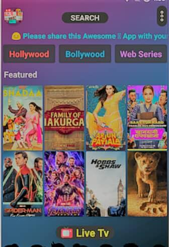 Best App to Watch Movies in Android